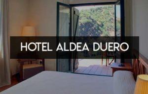hotel aldea duero
