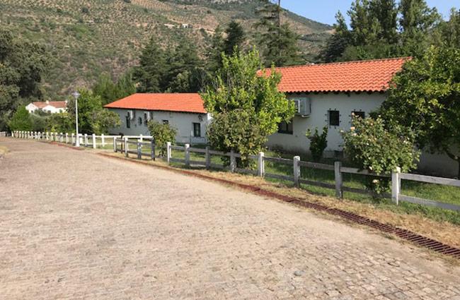 chalets aldea duero